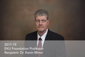 Dr. Kevin Minor